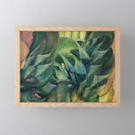 Knight of Wands Framed Mini Art Print