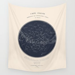 Carte Celeste Wall Tapestry