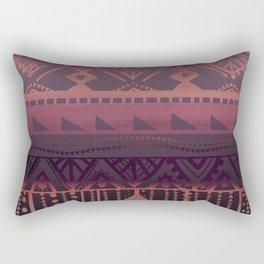 Tribal Paradise Rectangular Pillow