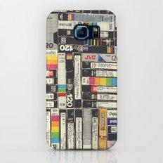 VHS Galaxy S8 Slim Case