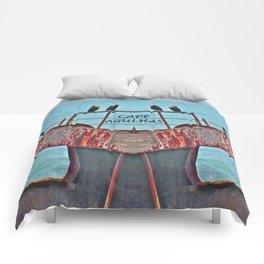 Cormorants Rest Comforters