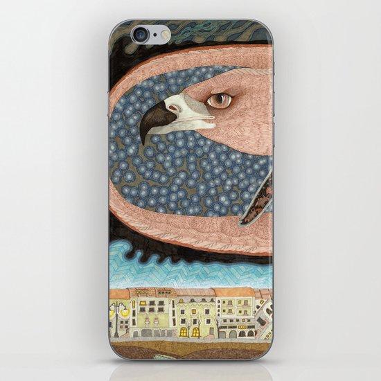 Night Keeper iPhone & iPod Skin