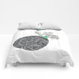 circ. Comforters