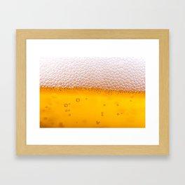 BEER Alcohol Drink Drinks Framed Art Print