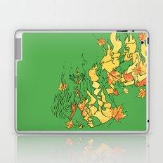 Fall of Life Laptop & iPad Skin