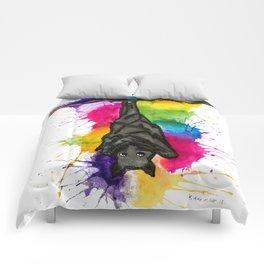 Bat Splat Comforters