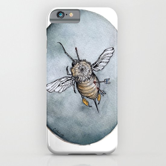 The Queens Last Warrior iPhone & iPod Case