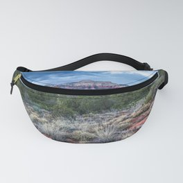 Sedona - Cool Vibes in the Desert Landscape in Northern Arizona Fanny Pack