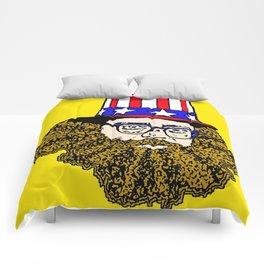 Allen Ginsberg Comforters