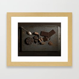 CACAO Framed Art Print