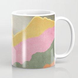 Colorful mountains Coffee Mug
