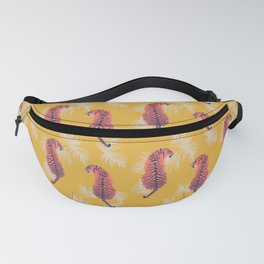 Paisley Tiger Fanny Pack