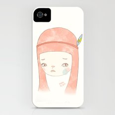 HATE YOU MISS YOU Slim Case iPhone (4, 4s)