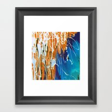 Quadra Framed Art Print