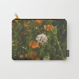 California Poppies 010 Carry-All Pouch