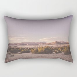 West Texas Wild Rectangular Pillow