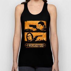The Winchesters Unisex Tank Top