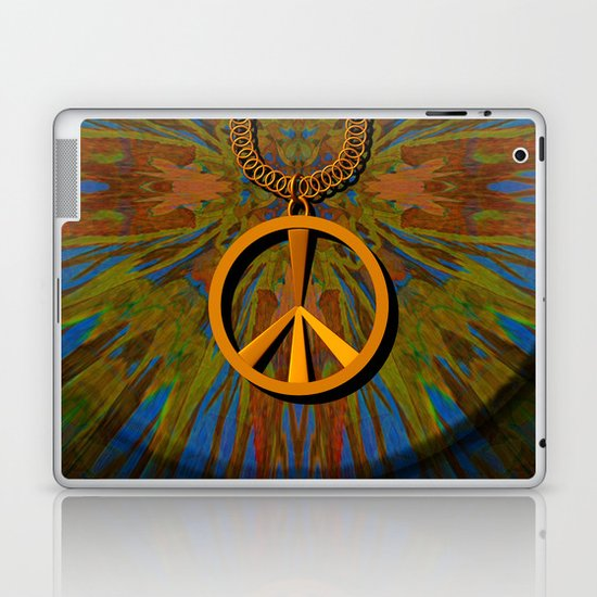 Child of the Sixties Laptop & iPad Skin