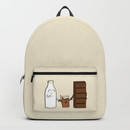 Chocolate + Milk Backpack