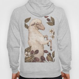 The Sheep and Blackberries Hoody