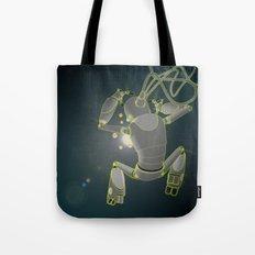 Quantum magic Tote Bag