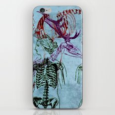 Our Young Bones iPhone & iPod Skin