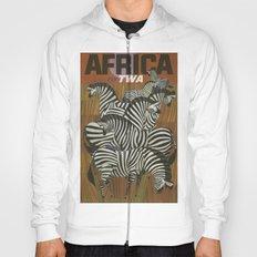 Africa Zebra Hoody