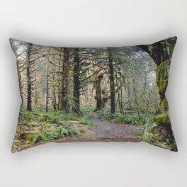 Rainforest Adventure II Rectangular Pillow