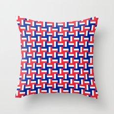 Configuration française #2 Throw Pillow