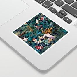 Beautiful Forest III Sticker