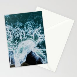 ocean love -- Stationery Cards