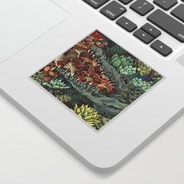 Flourish Sticker