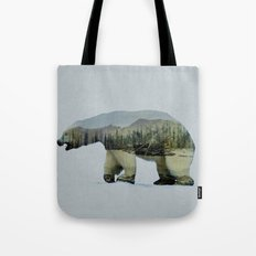 The Polar Bear Tote Bag