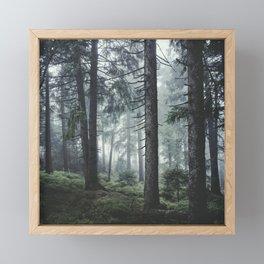 Path Vibes Framed Mini Art Print