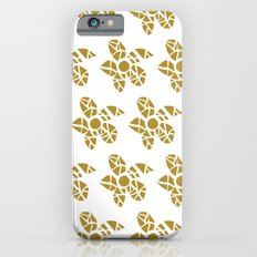 Mosaic Flowers iPhone 6s Slim Case