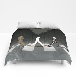 Daft Halloween Comforters