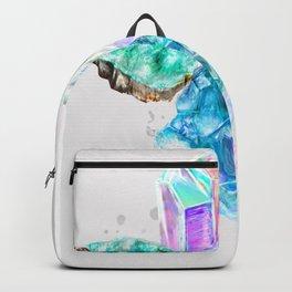 Crystal Daze Cluster Backpack