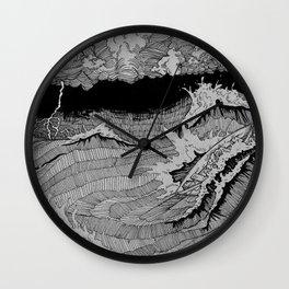 Dagon Wall Clock