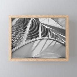 City of Arts and Sciences II   C A L A T R A V A   architect   Framed Mini Art Print