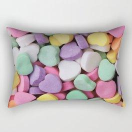Sugar Hearts Rectangular Pillow