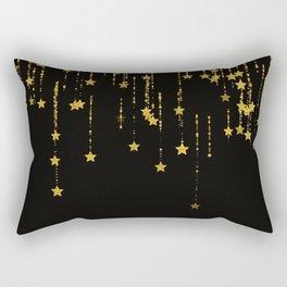 Golden Stars -Dream- Rectangular Pillow
