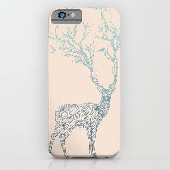 Blue Deer iPhone & iPod Case