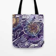 Arch Angels Tote Bag