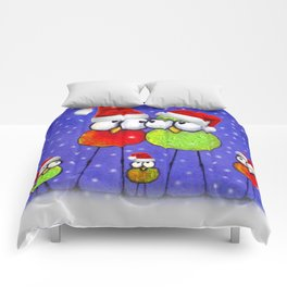 Tis' The Season Comforters