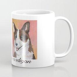 Welsh corgi cardigan Coffee Mug