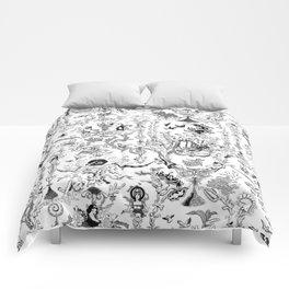 K.F. Comforters