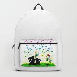 Happy inspirations 11 joy Backpack