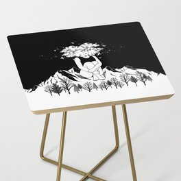 Across The Universe Side Table
