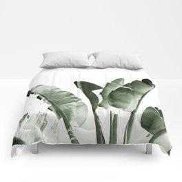 Traveler palm Comforters