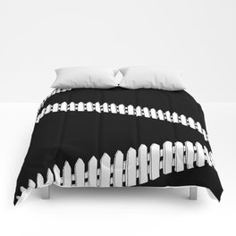 fences Comforters